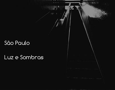Vídeo São Paulo Luz e Sombras