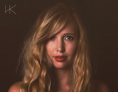 Portrait of Karoline