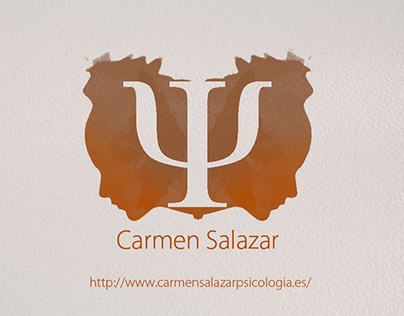 Logo for psychologist Carmen Salazar