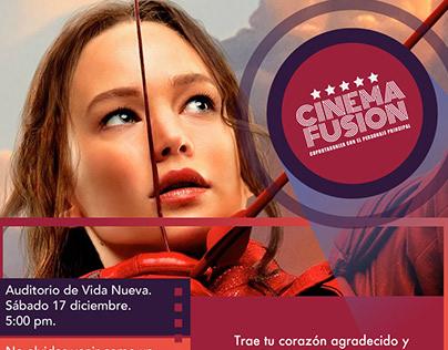 Cinema Fusion: evento de fin de año