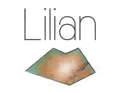 Lilian - jewelry branding