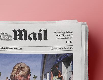 Newspaper Re-Design
