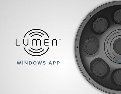 LUMEN - Windows desktop app