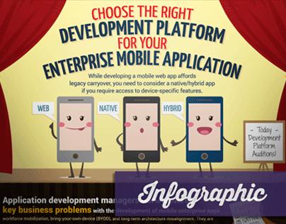 Info-Tech - Infographic - Choose the Right Dev Platform