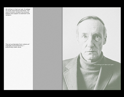 The Cut-Up Method of Brion Gysin