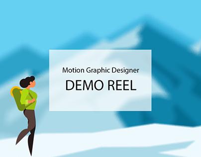 DEMO REEL 2020 Motion Graphic