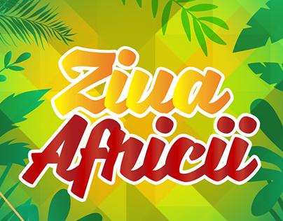 Ziua Africii poster