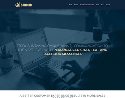 Strolid | Web / Front-End / Wordpress