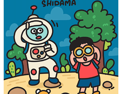 spaceman holiday finally
