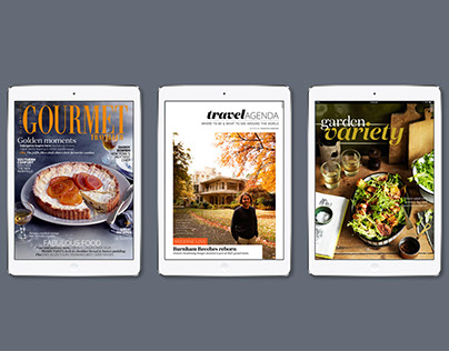 Gourmet Traveller Magazine App