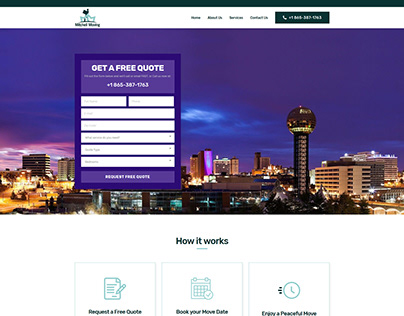 Website Design & Development for DC Group