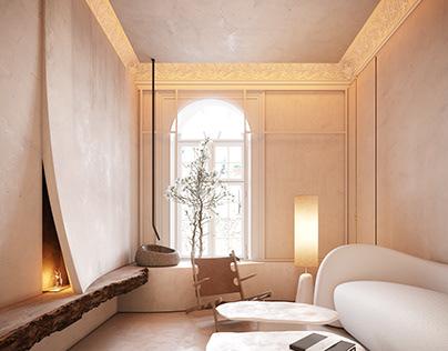 Classic Foyer | visualization