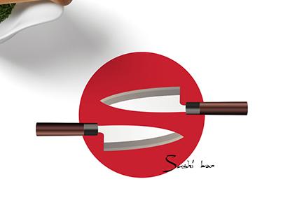 Sushi bar branding