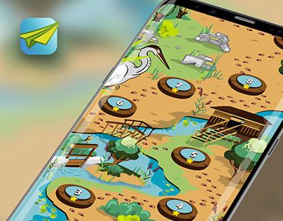 Baludik Interface Design - Nature