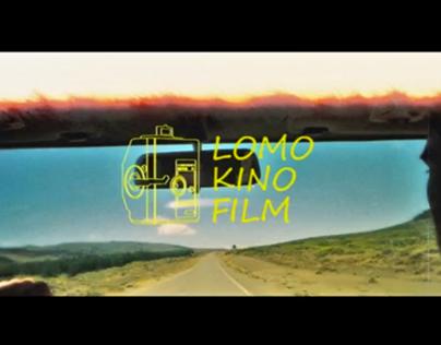 Lomokino film: Aventuras en Argentina