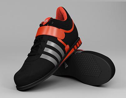 Adidas Powerlift 2 - Black