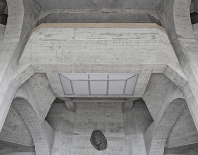 Goetheanum | Concrete Faces