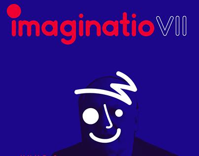 Imaginatio 7 : cartel e Imagen gráfica