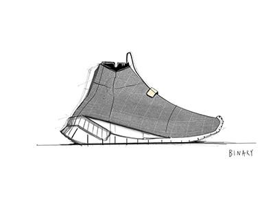[2018] Concept Shoe designs