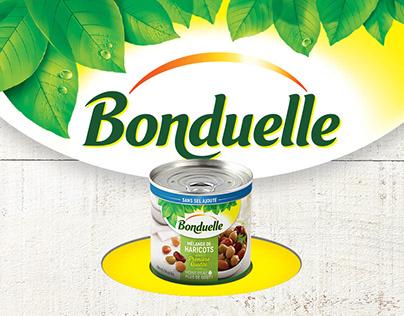 Bonduelle - Borne interactive - Cri agence
