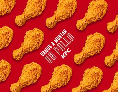 KFC - Montar un pollo