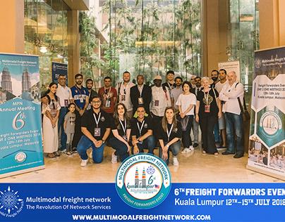 MFN malaysia 2018 freight forwarder event (tour)