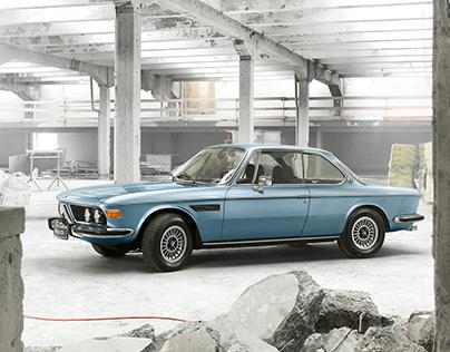 BMW Classic Campaign