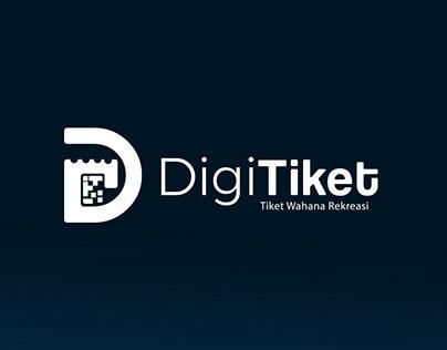 Digitiket - Branding, Corporate Identity