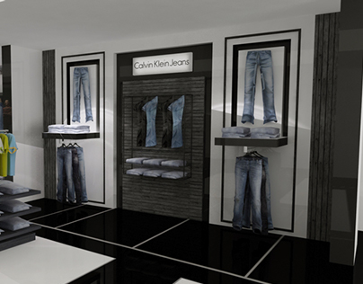 GALLERIA MALL JEANS SHOPS