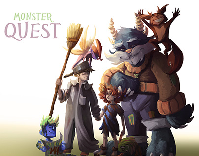 Monster Quest