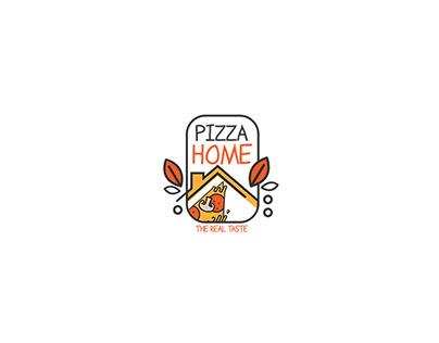 PIZZA HOME IDENTITY&SOCIAL MEDIA