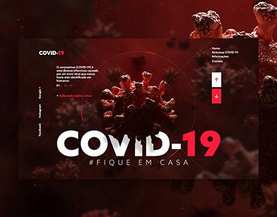 UI Coronavírus - Covid19
