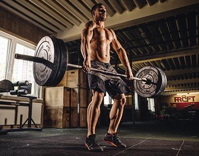 Erik Toth the CrossFitter