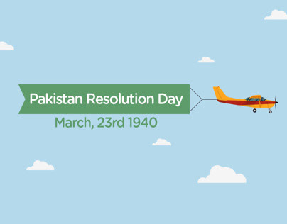 Pakistan Resolution Day Storyboard