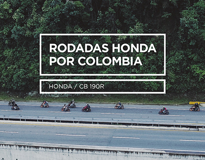 Rodadas Honda