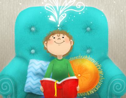 The magic in books
