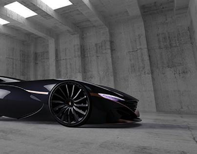 Hyundai coupe 2020 concept