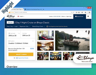 Bhayacruise - Cruise for rend website