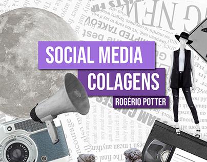 Social Media - Colagens