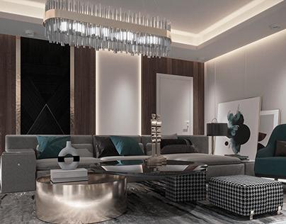 Reception design in Saudi Arabia
