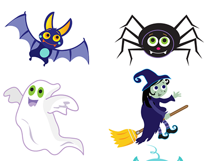 Halloween drop-ins for cbeebies weekly