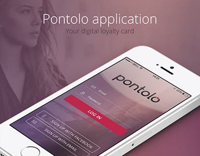 Pontolo - your digital loyalty card