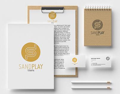 Branding e Website Sandplay Terapia 2020