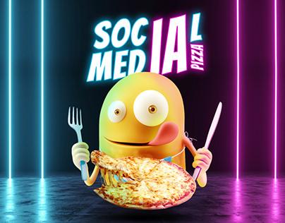 Social Media Vol-1 (Pizza)