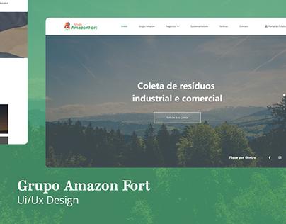 Ui/Ux - Grupo Amazon Fort
