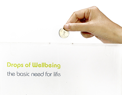 Drops of Wellbeing Campaign