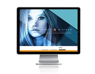 Photo Biotech - Branding + Interaction