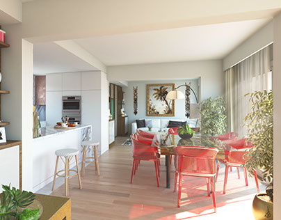 Appartement in Beaulieu - French Riviera