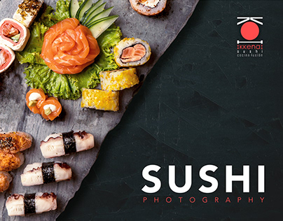 IKKENAI SUSHI - Food Photography