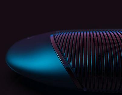 Stein Portable Wireless Speaker
